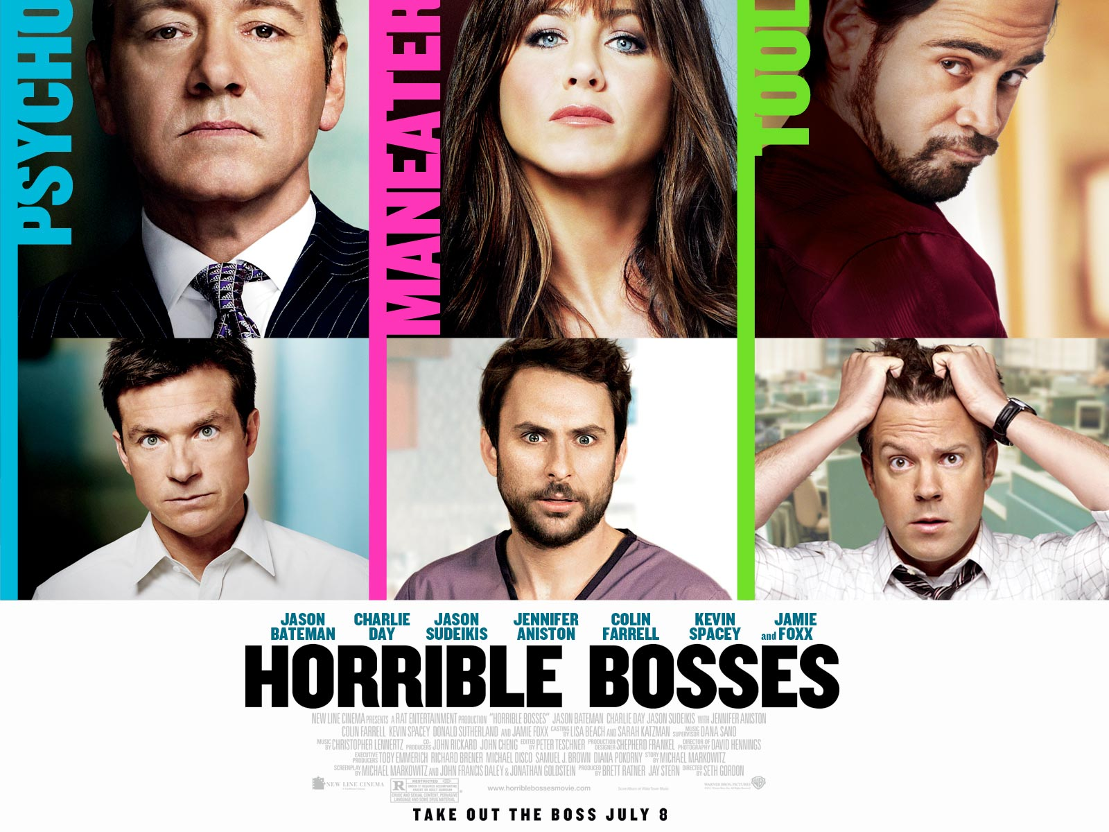 I Can't Get No Job Satisfaction – Horrible Bosses